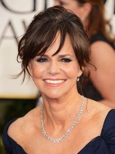 Sally Field was born November 6, 1946 in Pasadena, CA. She is an American actress, singer, producer, director screenwriter. She has won numerous Emmy Oscar Awards other awards. She is best known for her roles on TV in Gidget, The Flying Nun, Brothers Sisters, Sybil more for her film roles in Smokey The Bandit (1 2), Norma Rae, Steel Magnolias, Mrs. Doubtfire, Forrest Gump more.