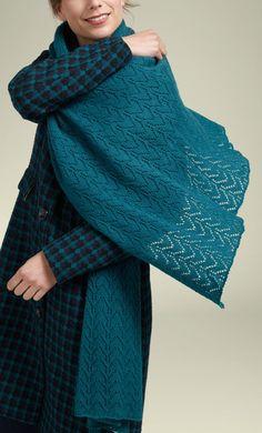 b3ae8bce5489 Collants, chaussettes, écharpes, chapeaux, sacs King Louie de Chic  Ethnique. Grande écharpe Florence bleue pétrole ...