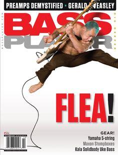 October 2011: Flea