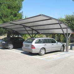 Abri de parking Astore