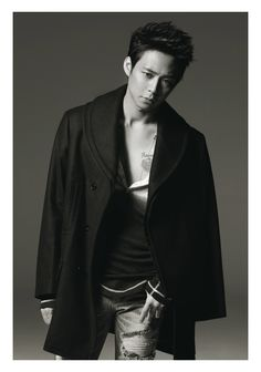Park Yoochun high cut | 박유천 (Park Yoochun): High Cut, Vol. 64 (BONUS PHOTOS)