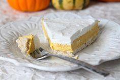 10-Ingredient Gluten-Free Pumpkin Cream Pie