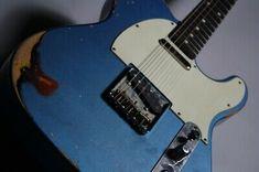 Lake Placid Blue, Guitars, Ss, Model, Instruments, Scale Model, Guitar, Models