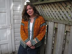 Ravelry: procrastinaknitty's Big Project, Small Needles / from Fearless Knitting book