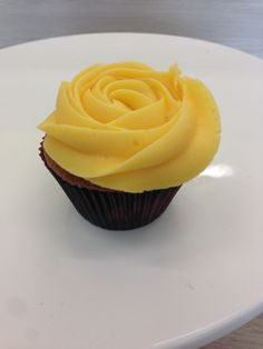Salted Caramel - Yummm!! #petalcupcakes