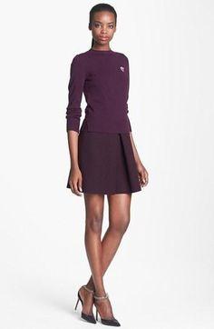 Victoria Beckham #fashion #style #dress mock too