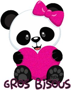 Ckren uploaded this image to 'Animales/Osos Panda'. See the album on Ph… Ckren hat dieses Bild auf & # Animales / Osos Panda & # hochgeladen. Panda Icon, Panda Art, Panda Wallpapers, Cute Cartoon Wallpapers, Panda Bebe, Cute Panda Wallpaper, Panda Birthday, Cute Drawings, Hello Kitty