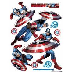 Bosszúállók (The Avengers) falmatrica x 85 cm) Marvel Captain America, Wall Stickers Marvel, Lol Doll Cake, Spiderman, Lol Dolls, Stickers Online, Marvel Avengers, Disney Characters, Fictional Characters