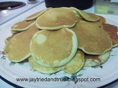 Jay Tried and True: Blynai (Lithuanian Pancakes)