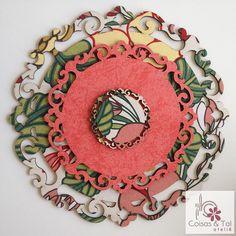 Jogo da linha Arabesco Sousplat para Jantar Sousplat para Chá Porta-copo contatocoisasetal@hotmail.com