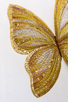 Image description Mosaic Tray, Mosaic Tile Art, Mosaic Crafts, Mosaic Projects, Stone Mosaic, Mosaic Glass, Butterfly Mosaic, Butterfly Frame, Butterfly Embroidery