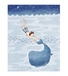 Whale Dreams | Sarah Jane Studios