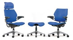 Humanscale Freedom Seating Series