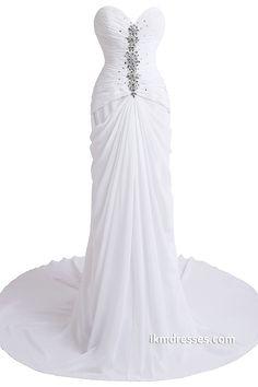 http://www.ikmdresses.com/Long-Chiffon-Simple-Beach-Wedding-Dress-2015-p88362