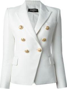 Balmain blazers