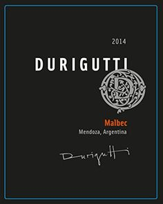 2014 Durigutti Malbec Clasico Mendoza 750 mL -- Click image for more details.