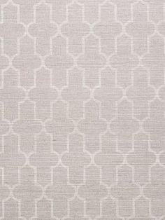 Moroccan - White - Wallpaper -