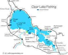 Pictures of clearlake california clear lake ca for Clear lake fishing