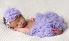 Precious Newborn Baby Girl
