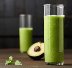 Vitamix | Pine-Mint Smoothie