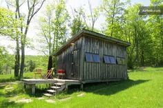 The William Brown Cabin a Hankins