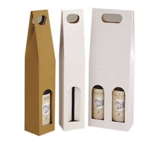 wine bottle box paper