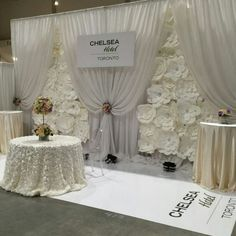 How amazing is S.A.S Party Decorations Inc.?! They really know how to make my paper flower backdrops look gorgeous!