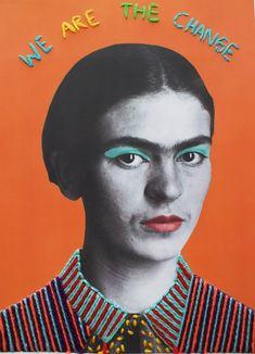Image of Fashion Frida Frida Kahlo Portraits, Frida Art, Life Quotes Love, Wisdom Quotes, True Quotes, Quotes Quotes, Protest Art, Feminist Art, Feminist Quotes