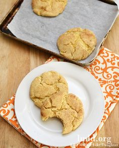 Snickerdoodles for TWO!