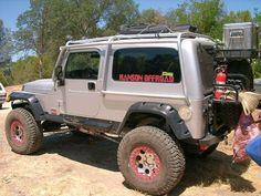 KMA Fabrication 4x4 Offroad Custom JK TJ LJ Jeep Bronco Truck Buggy