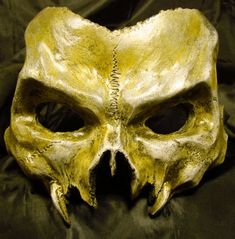 Vampire Skull Mask by UratzStudios, la calavera del primer hermano, carne de mi carne, sangre de mi sangre