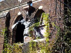 harrison church, haunt church