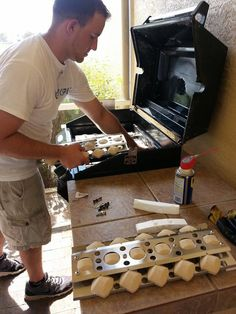 BBQ Grill Cleaning in Palm Beach & Broward Counties has never been so easy. Grill Cleaning, Clean Grill, Bbq Grill, Delray Beach, Palm Beach, Broward County, Grilling, Barbecue Pit