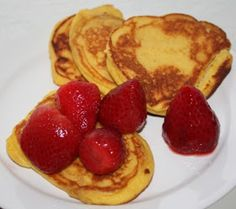 Kjernesunn Nordkvinne: Lavkarbo lapper Sugar Free Recipes, Low Carb Recipes, Lchf, Keto, Free Food, Pancakes, French Toast, Food And Drink, Sweets