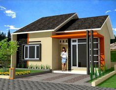 59 Best Rumah Minimalis Images Design Rumah Home Blueprints Home