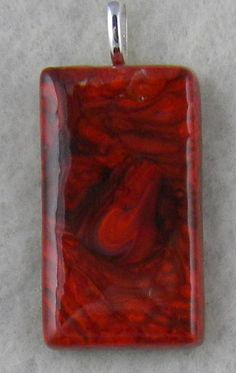 I'm sure you are wondering is this red jasper or red coral? No it's a Fused Glass Pendant made using an advance technique that goes all the way through! Fused Glass Jewelry, Glass Pendants, Glass Artwork, Red Jasper, Red Coral, Home Accents, Sisters, Diy Crafts, Beautiful