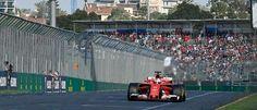 Formel 1-Auftakt : Vettel Sieg in Melbourne März 2017