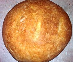 Girl + Food = Love: Easiest French Bread Ever! Bread Recipes, Cooking Recipes, Lunch Recipes, Our Daily Bread, Food Staples, Artisan Bread, Bread Rolls, Sweet Bread, Bread Baking