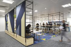 Edelman – London Offices by Gensler