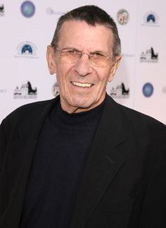 Live long and prosper, Mr Spock.  Leonard Nimoy, Actor: Star Trek. Leonard Nimoy was born in Boston, Massachusetts, to Dora (Spinner) and Max Nimoy, who owned a barbershop. His parents were Ukrainian Jewish immigrants. Raised in a tenement and acting in community theaters since age eight, Nimoy did not make his Hollywood debut until he was 20, with a bit part in Queen for a Day (1951) and another as a ballplayer in the perennial Rhubarb (1951). After two years ...