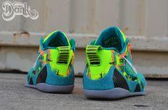 Kobe 9 Conversion Customs: INFLUENCE