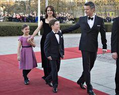 Los nietos de la reina Margarita de Dinamarca también celebran su cumpleaños