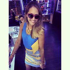 Tryin on sunglasses in #KeyWest! #jjjbach #bachelorette