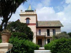 "Casa de la antigua Finca ""El Recreo""."