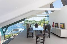 Terraced Ocean View Home Overlooking California's Coast | Fres Home | Bloglovin'