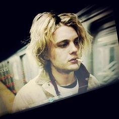 Image about grunge in Michael Pitt by high on We Heart It Michael Pitt, Hate Men, Funny Games, Beautiful Men, We Heart It, The Cure, Grunge, Personality, Guys