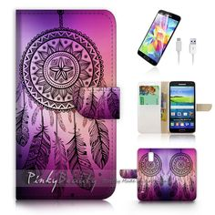 Samsung Galaxy ( S5 Active ) Flip Wallet Case Cover! Dream Catcher P0420 in Phones & Accessories, Mobile Accessories, Cases, Covers, Skins | eBay