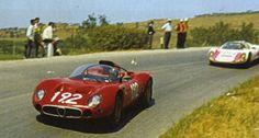 Ignazio Giunti - Nanni Galli, Alfa Romeo 33.2 (Targa Florio, 1967)