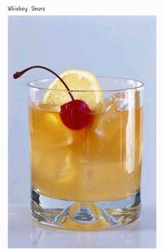 Sour whiskey
