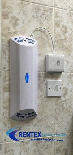 Automatic air cleaner for commercial washrooms reduce odours within the male and female washroom facilities. #airsteril #airfreshener #washroom #toilet #gents #ladies #restroom #prozone #ozone